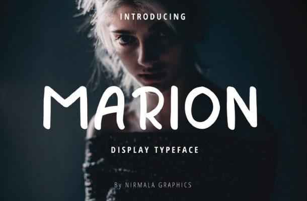 Marion Font