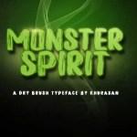 Monster Spirit Font