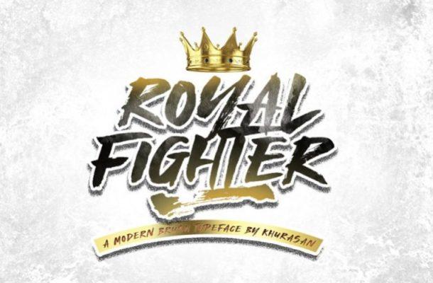 Royal Fighter Brush Font