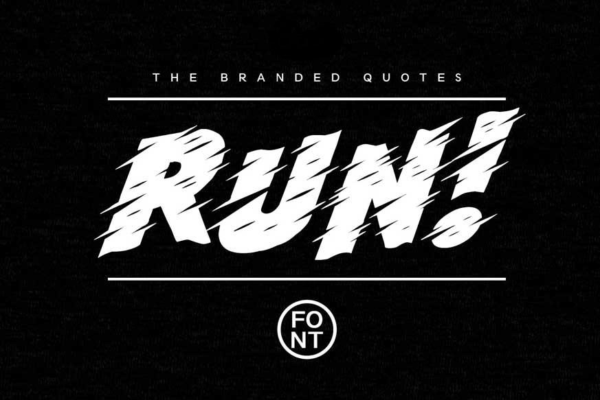 Run-Font-1