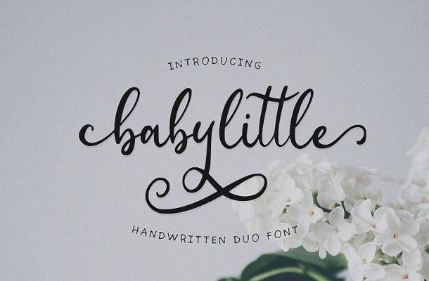 Babylittle Font