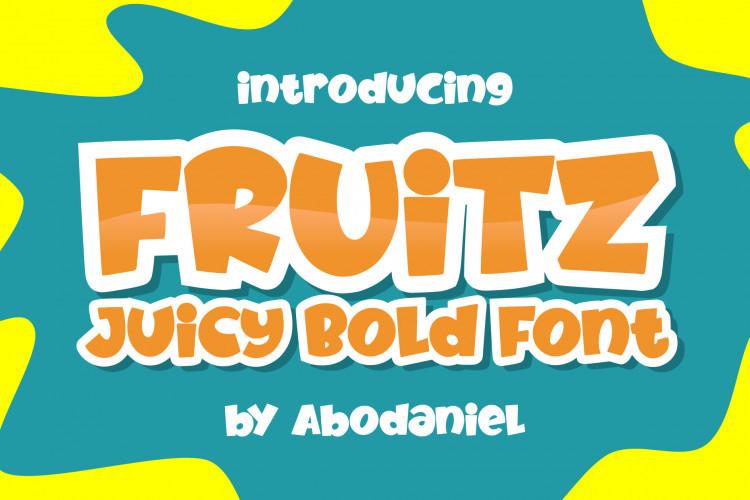fruitz-juicy-bold-script-font01