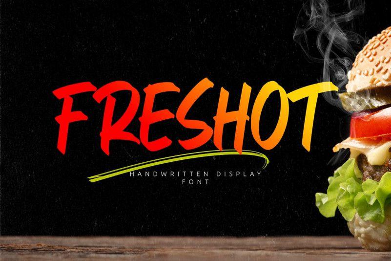 FresHot Font