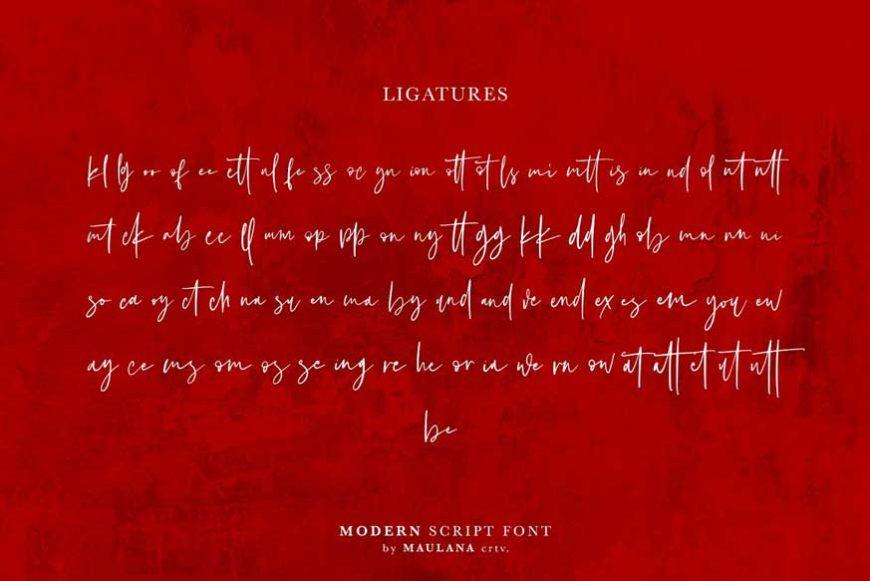 Hovercut-Brush-Script-Font-4