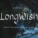 LongWish Font