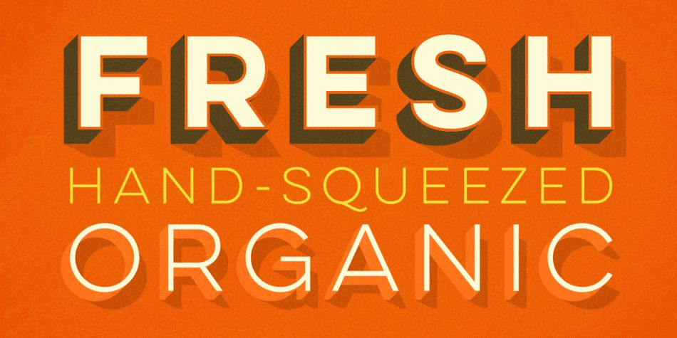 Lulo Clean Font Family-2