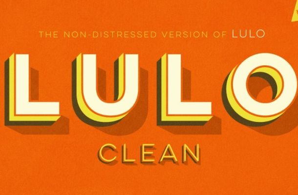Lulo Clean Font Family