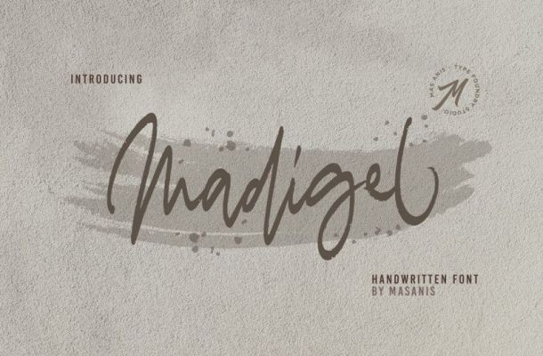 Madigel Font