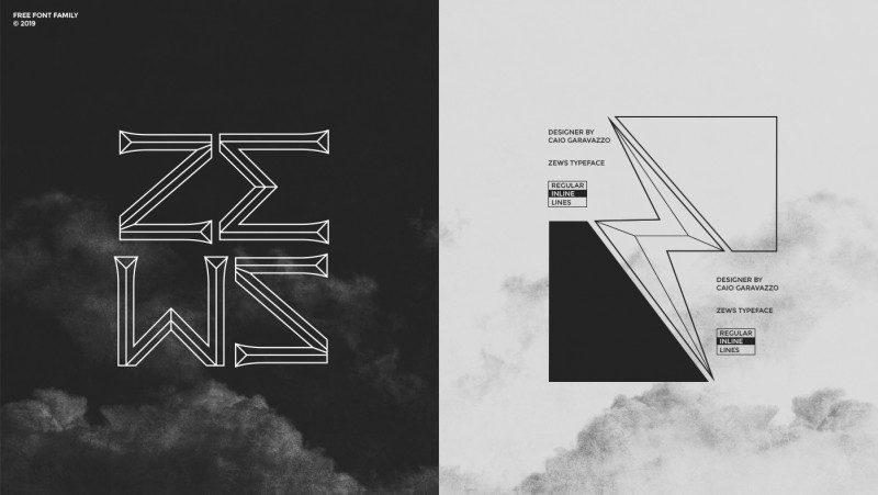Zews Free Font Family-1