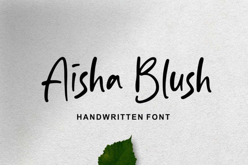 aisha-font-1