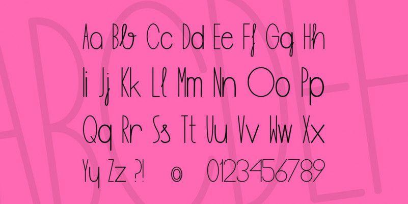 datura-font-3