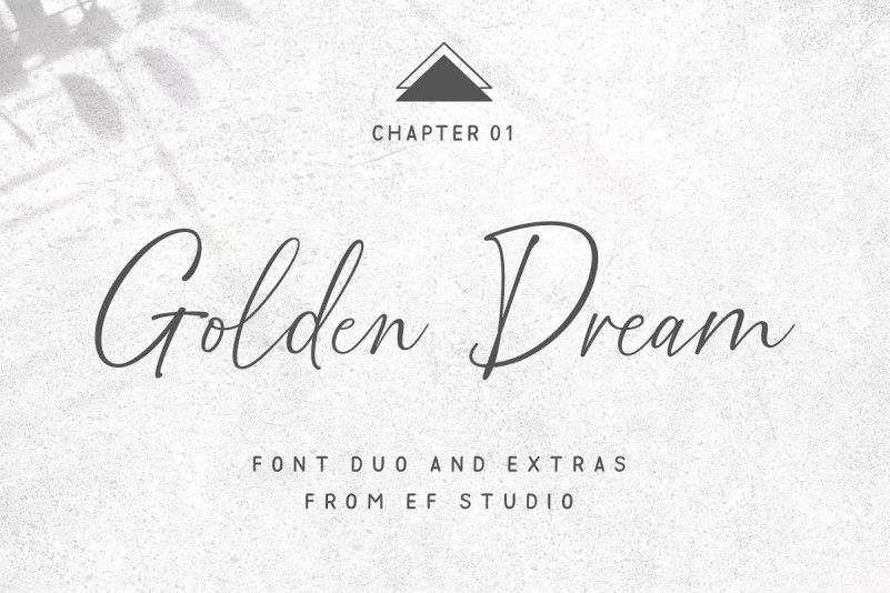 golden-dream-script-font