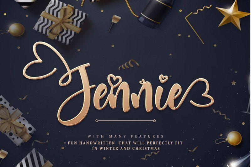 jennie-font-1