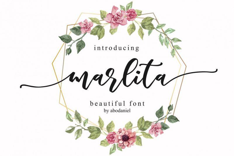 marlita-script-font-1