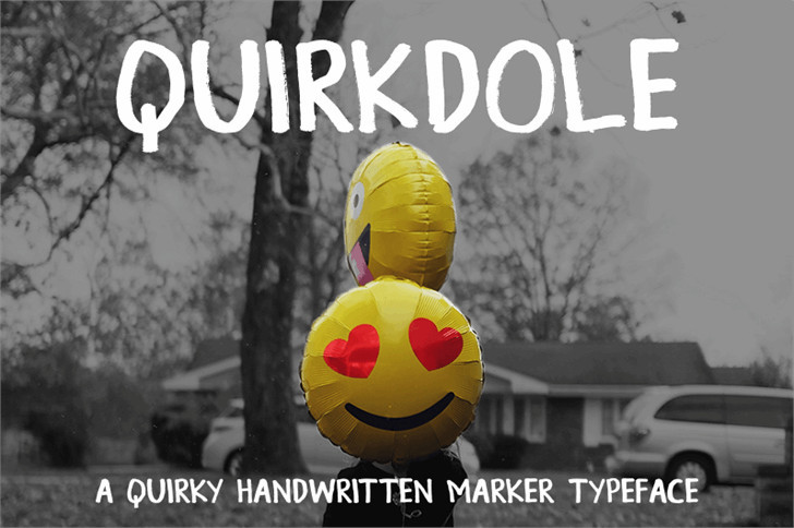 quirkdole-font-1