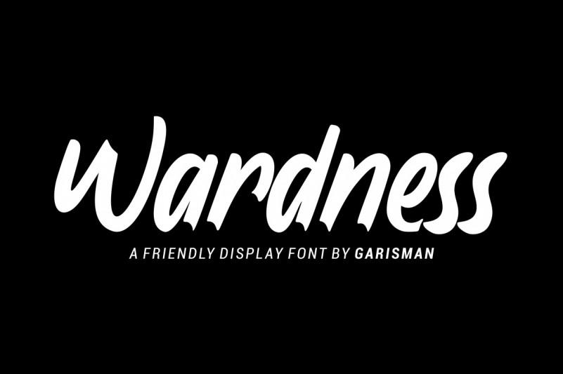 wardness-font-1