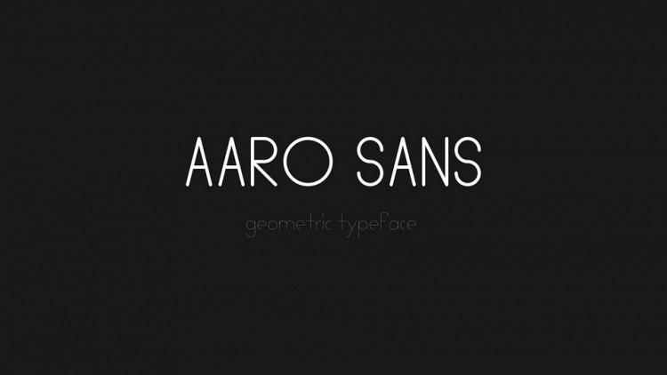 Aaro Font-1