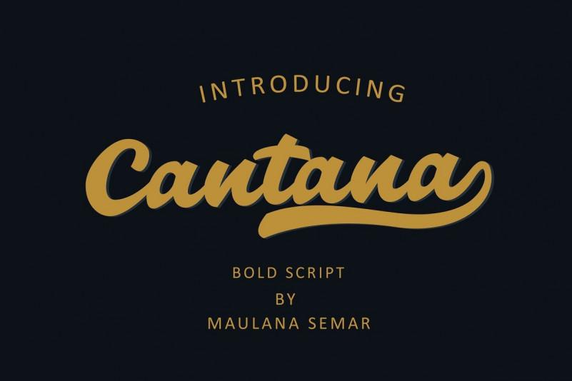 Cantana Font-1