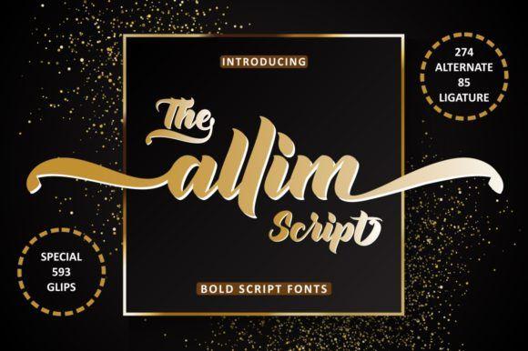 allim-bold-script-font-1