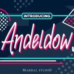Andeldow Script Font