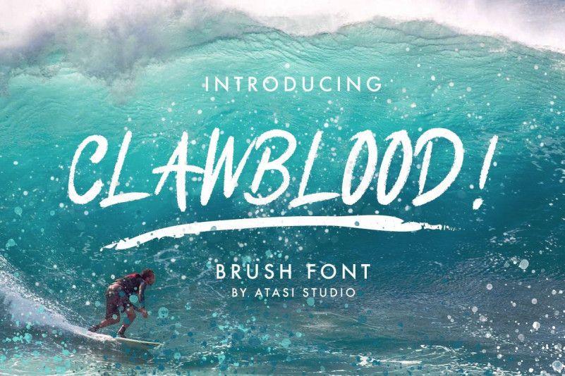 clawblood-font-1