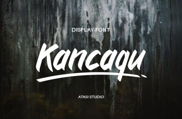 Kancaqu Font