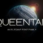 Queental Sans Font Family