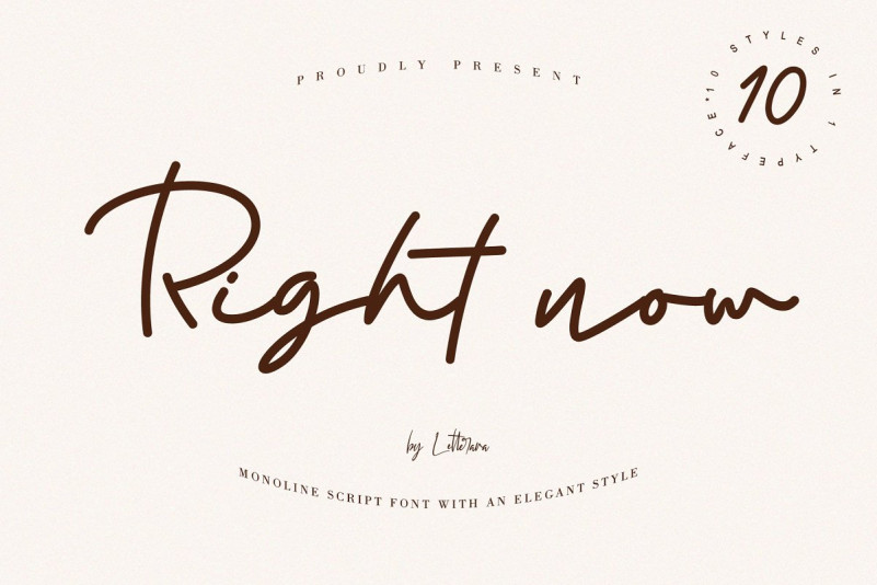 right-now-signature-font-1