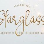 Starglass Font