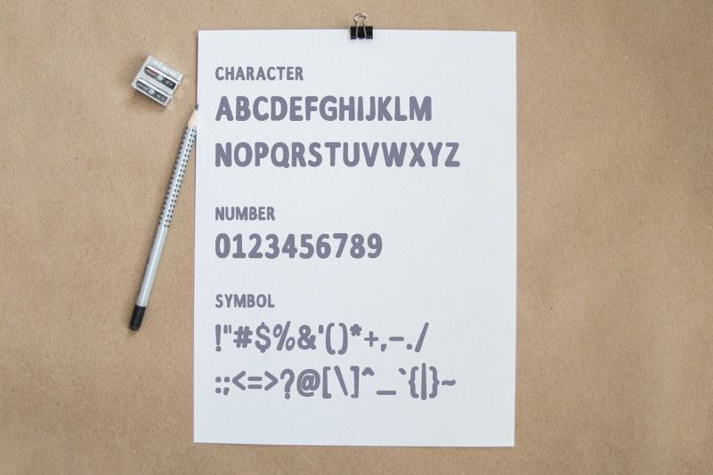 supercraft-free-font-3