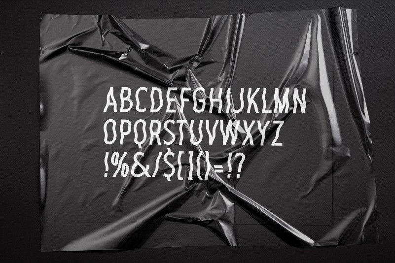 Plastic Sans Font-2