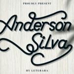 Anderson Silva Font