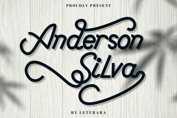 anderson-silva-font