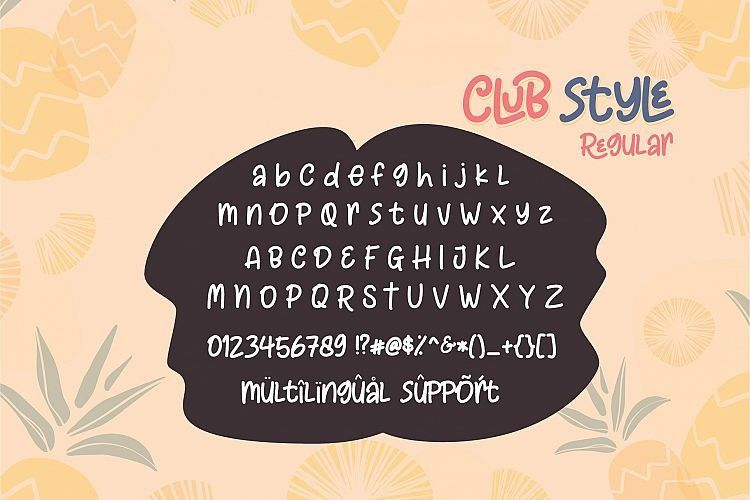 club-style-font-2