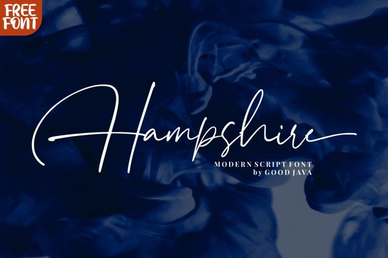 hampshire-font