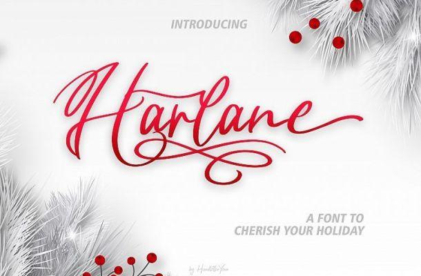 Harlane Font