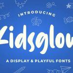 Kidsglow Font