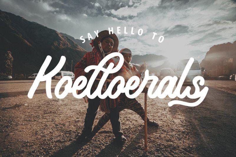 koeltoerals-script-font