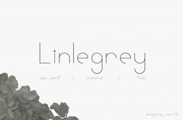 Linlegrey Font