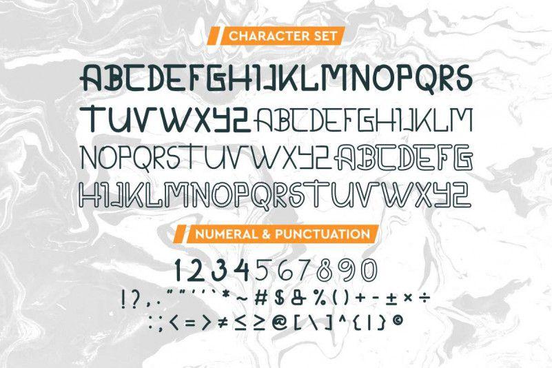 Calderdale Sans Serif Font-3
