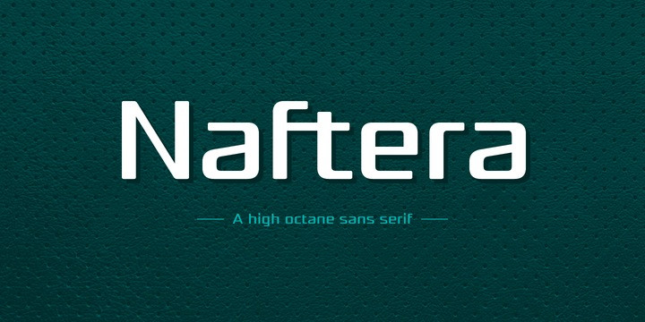 Naftera Font