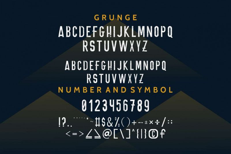 ONNIC Display Font-2