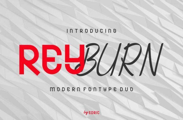 Reyburn Font Family
