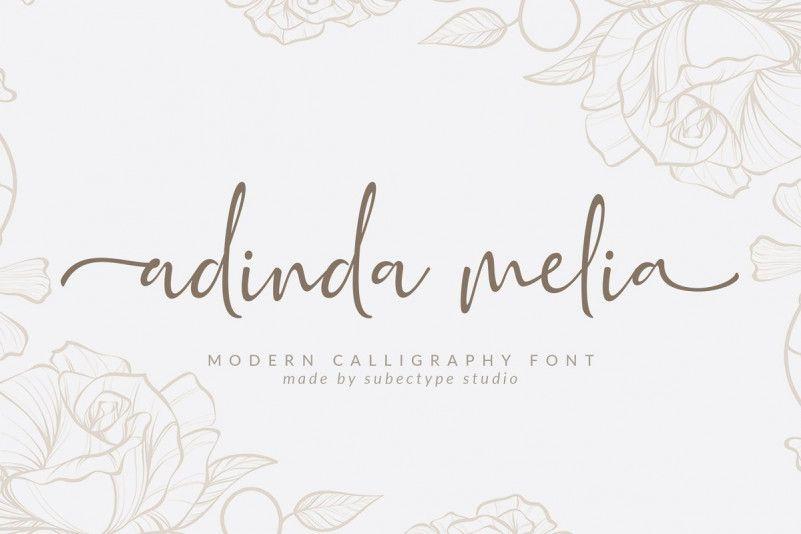 adinda-melia-script-font