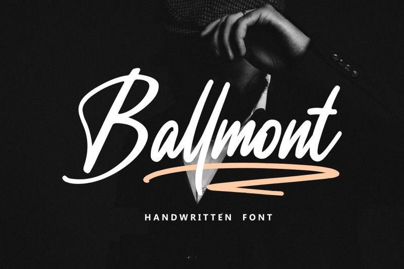 ballmont-font