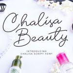 Chalisa Beauty Font