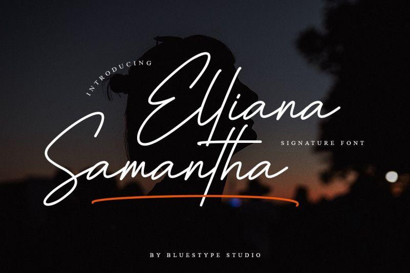 elliana-samantha-font-1