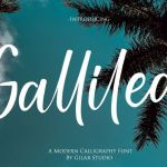 Gallilea Font