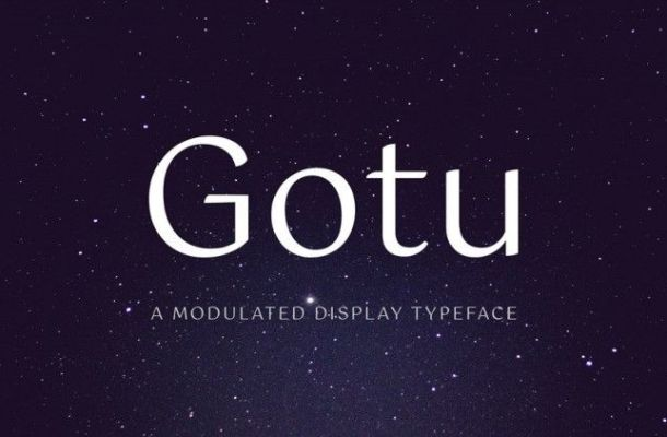 Gotu Font