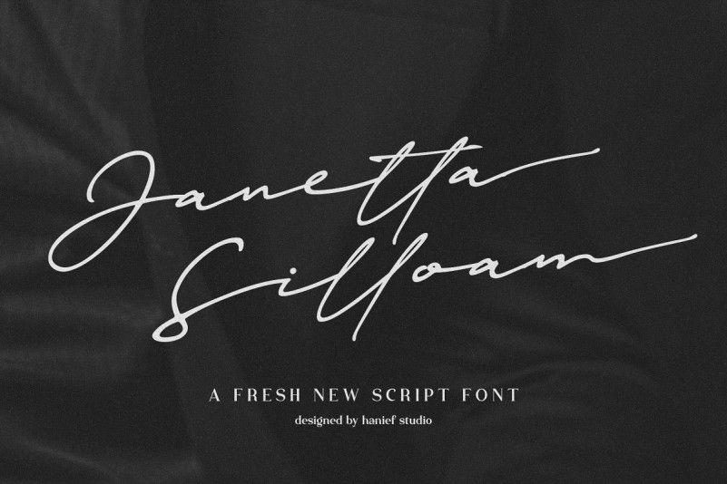 janetta-silloam-font